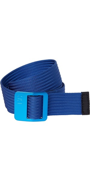 2019 Helly Hansen Ceinture À Sangle Olympian Bleu 67363
