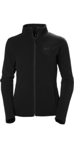 2019 Helly Hansen Kvinder Daybreaker Fleece Jakke Sort 51599