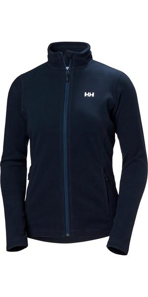 Marinha de casaco de velo de mulheres 2019 Helly Hansen aurora 51599