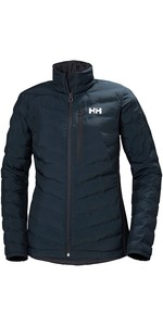 2019 Helly Hansen Womens HP Hybrid Insulator Jacket Navy 34080