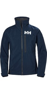 2019 Helly Hansen Womens HP Racing Midlayer Jacket Navy 34070