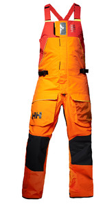 2019 Helly Hansen Womens Skagen Offshore Bib Trouser Blaze Orange 33921