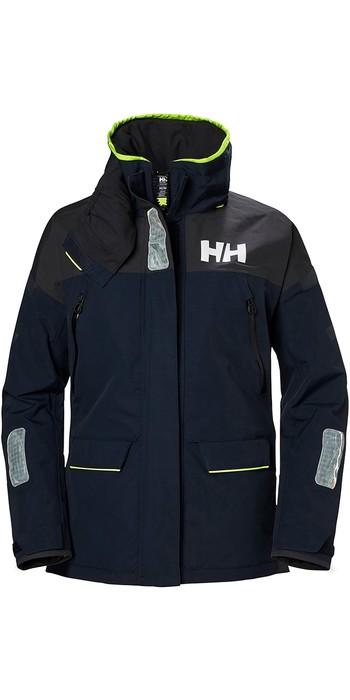 2021 Helly Hansen Frauen Skagen Offshore Jacke Navy 33920