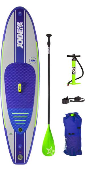 "2019 Jobe Desna Inflável Stand Up Paddle Board 10'0 x 32 ""INC Paddle, mochila, bomba & Leash"