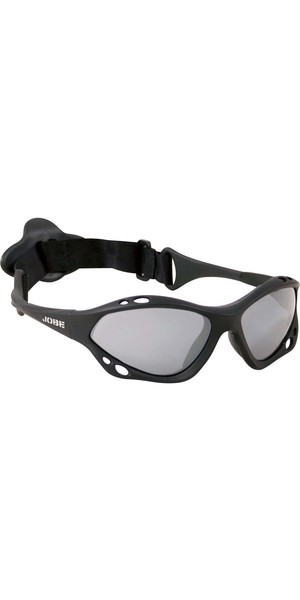 2019 Jobe Knox drijfbare zonnebril Zwart 420810001