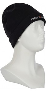 2019 Magic Marine Fleece Beanie Schwarz 130130