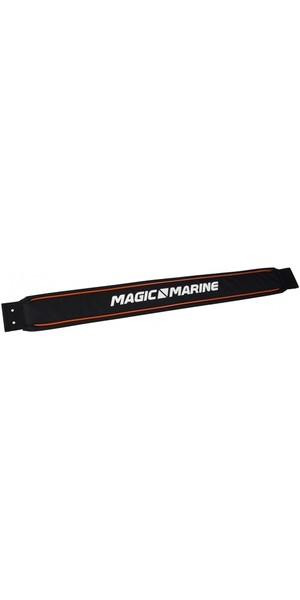 2019 Magic Marine Laser Hiking Strap Black 086902