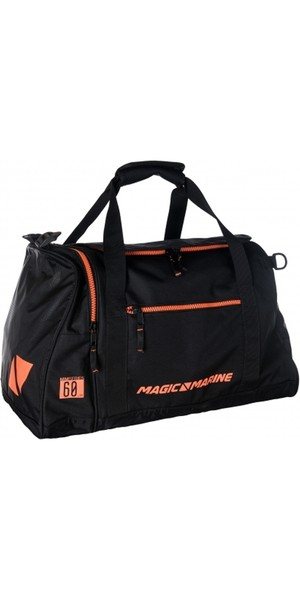 2019 Magic Marine Sailing Holdall Bag 60L Black 170085