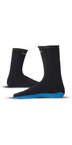 2020 Magic Marine Thermo Neoprene Socks 2mm Negro 140105