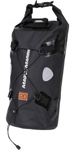 2020 Bolsa De Lona Impermeable Magic Marine 20l Negro 120830