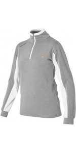 2020 Magic Marine Damen Rigol Sweat Fleece Top Rock Grey 160510
