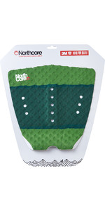 2020 Northcore Ultimate Grip Deck Pad The Noco63h Vert Forêt