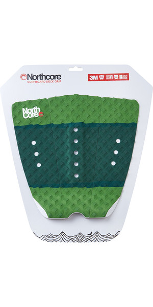 2019 Northcore Ultimate Grip Deck Pad O NOCO63H Forest Green