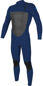 2020 De Los Hombres O'Neill Epic 4/3mm Chest Zip Wetsuit 5354 - Navy