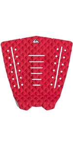2019 Quiksilver Euroglass New Pin Line Tailpad / Grip Red Egl19pdnpl