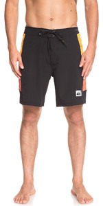 "2019 Quiksilver Highline Fade Arch 18 ""Boardshorts negro EQYBS04112"