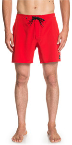 "Quiksilver Highline Kaimana 16 ""Boardshorts Red EQYBS04117"