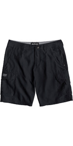 "2019 Quiksilver Rogue Surfwash 20 ""amfibie Boardshorts Sort Eqyws03589"