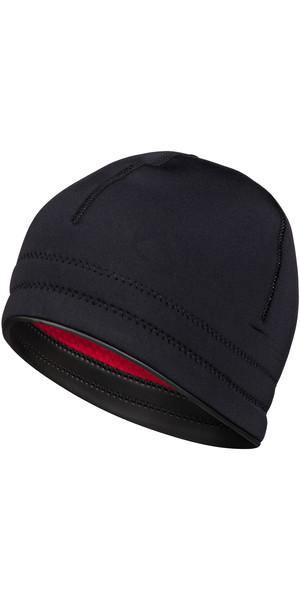 2019 Quiksilver Syncro 2 mm gorro de neopreno / sombrero negro EQYWW03022