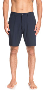 "2019 Quiksilver Union Amfibie 19 ""boardshorts Navy Eqyws03591"