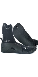 2020 Rip Curl E-bomb 3mm Split Toe Neoprene Støvler Sort Wbo7em