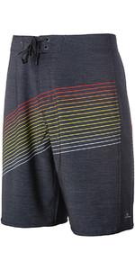 2019 Rip Curl Curl Heren Mirage Invert 21-inch Boardshorts Zwart Cbojp4