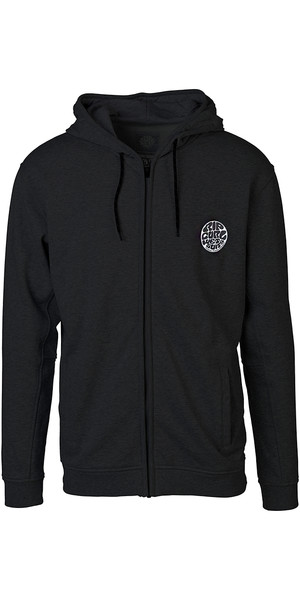 2019 Rip Curl Mens Original Surfer Hoody Black CFESV4