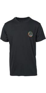 Camiseta 2019 Rip Curl Rider para hombre, negro CTEIK5