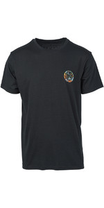 2019 Rip Curl Heren Ruiter T-shirt Zwart CTEIK5