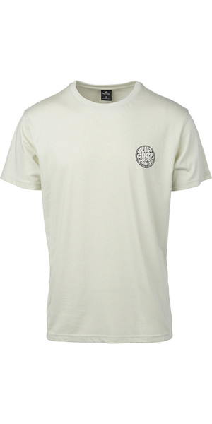 2019 Rip Curl Heren Ruiter T-shirt Lichtgroen CTEIK5