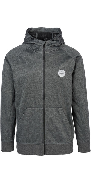 2019 Rip Curl Mens Wetland Anti-Series Hoody Pewter Grey CFEUR4