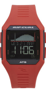 2020 Rip Curl Rifles Mid Tide Surf Watch Sun Rust A1124
