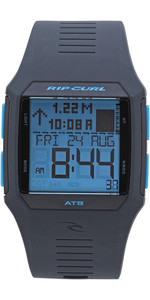 2019 Rip Curl Rifles Tide Surf Watch Blue Ice A1119