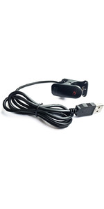 2020 Rip Curl Search Gps Usb Cable De Carga Negro A1121