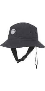 2019 Rip Curl Wetty Surf Bucket Hat Preto CHADJ1