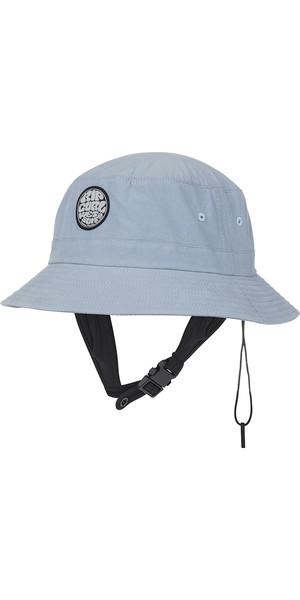 2019 Rip Curl Wetty Surf Bucket Hat Grigio CHADJ1