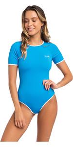 2019 Rip Curl Damen-Hitzewelle Surfen Anzug Ein Stück Leuchtend Blaue Gsifk5