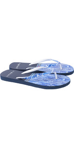 2019 Chanclas Rip Curl Moon Tide Para Mujer Azul Tgte45