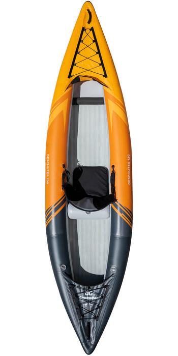 2020 Aquaglide Deschutes 130 1-Mann-Kajak Mit Stauraum - Nur Kajak