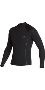 2020 Billabong Mens Revolution Interchange 2mm Neoprene Jacket S42M59 - Black