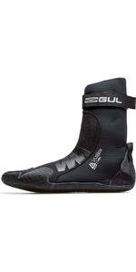 2020 Gul 5mm Flexor Split Toe Neopren Boot Bo1300-b8 - Sort