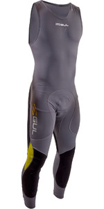 2020 Gul Code Zero 1mm Long John Wetsuit Long John Cz4309 -b7 - Cinza