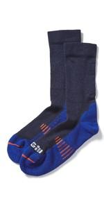 2021 Gill Mittelgewicht Socken 763 - Navy