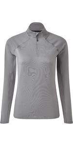 2020 Gill Camiseta Con Cremallera Heybrook 1106w Para Mujer - Tormenta