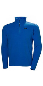 2020 Helly Hansen Herren Daybreaker 1/2 Zip Fleece 50844 - Electric Blue