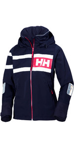 2021 Helly Hansen Damen Salt Power Segeljacke 36279 - Navy