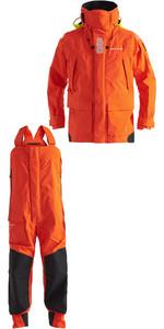 2020 Henri Lloyd Affare Di Vela D'altura Per Uomini Off-race - Arancione