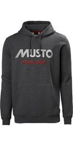 2020 Musto Hoodie 82019 - Charcoal
