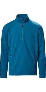 2020 Musto Mens Corsica 100GM 1/2 Zip Fleece 82061 - Deep Sea