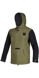 2020 Mystic Voltage Sweat Neoprene Hoody VOLTGN20 - Brave Green